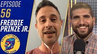 Freddie Prinze Jr. tells stories about Vince McMahon, John Cena, WWE | Ariel Helwani's MMA Show