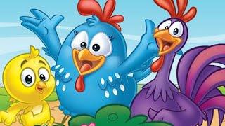 Galinha pitadinha dvd completo 1, 2, 3, 4, 5 galinha pintadinha muitas músicas infantis