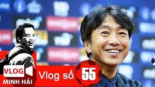 Vlog Minh Hải 55: Cho những ai chê & chửi HLV Miura