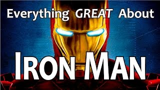 everything great about iron man