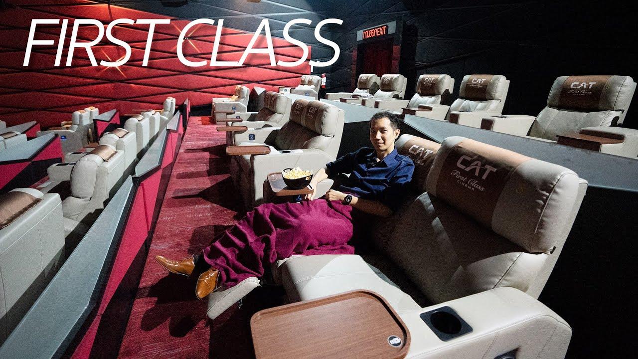 Photo of โรง ภาพยนตร์ เซ็นทรัล พระราม 9 – [spin9] รีวิวโรงหนังระดับ First Class ที่ SF World Cinema หรูหรา นั่งสบายสุด
