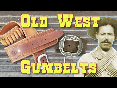 Gunbelts in the Old West Mp3