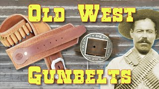 Gunbelts in the Old West
