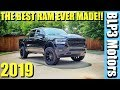 2019 Dodge Ram 1500 Laramie Review -12 INCH TOUCHSCREEN- FULLY LOADED
