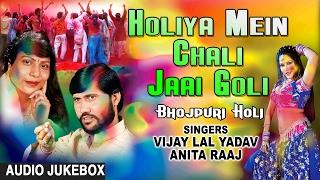 Gambar cover HOLIYA MEIN CHALI JAAI GOLI   BHOJPURI HOLI AUDIO SONGS JUKEBOX  SINGERS-VIJAY LAL YADAV,ANITA RAAJ