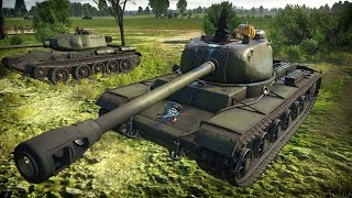 lets play war thunder 70   kv 122