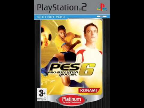 Pro Evolution Soccer 6 - KONAMI Game OST