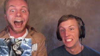 SOS Bros React - Attack on Titan Season 2 Episode 6 - A COLOSSAL REVEAL!!!