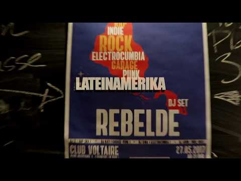 Lateinamerika Rebelde - Club Voltaire - Frankfurt Am Main.