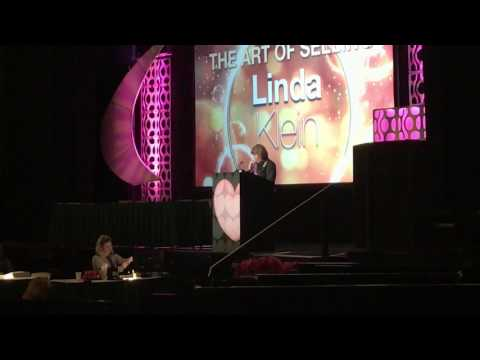 """Linda Klein """"The Art of Selling"""" Mary Kay Career Conference in Pasadena 2017"""
