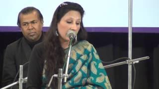 Simrat Chhabra rendering Akhiyan Nu Rehn De by Reshma..