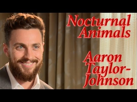 DP/30: Nocturnal Animals, Aaron Taylor-Johnson