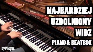 Najbardziej Uzdolniony Widz - PIANO & BEATBOX *SZOK*
