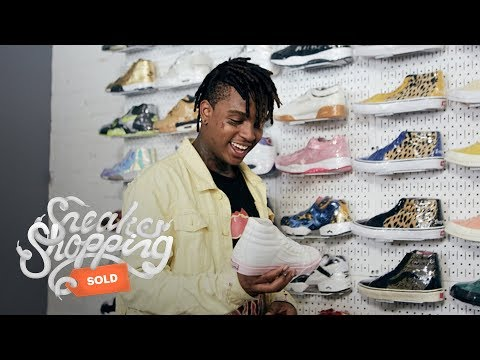 Thumbnail: Ski Mask The Slump God Goes Sneaker Shopping With Complex