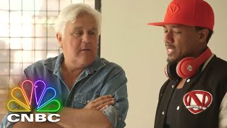 Nick Cannon Shows Jay Leno His Car Collection | CNBC Prime
