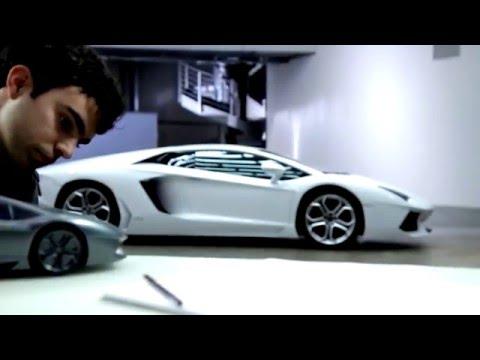[SIÊU XE] Chế tạo siêu xe Lamborghini Aventador như thế nào?