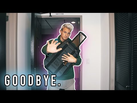 Thumbnail: I'm leaving. I CAN'T STAY HOME! (Sad Goodbye)