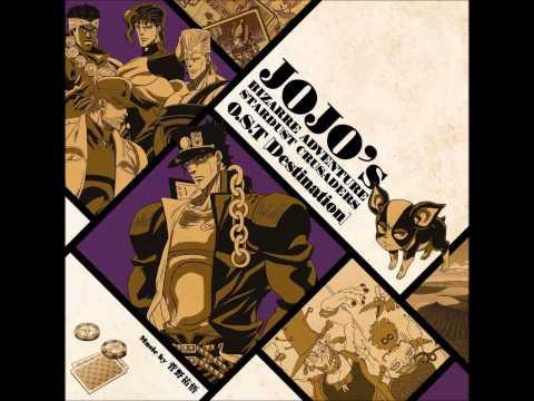 JoJo's Bizarre Adventure: Stardust Crusaders [Destination] OST - Awakening Darkness of The World