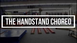 Gymnastic Skills - Handstand Choreo Challenge
