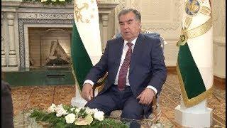 SCO Qingdao Summit has Special Significance: Tajikistan President