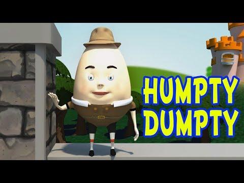 Humpty Dumpty assis sur un mur | rimes en français | Nursery Rhymes | Humpty Dumpty Sat on a Wall