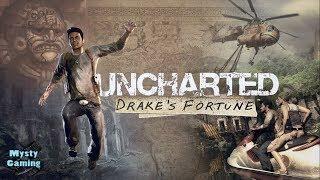 Uncharted 1 : Drake's Fortune Remastered - Film complet Français HD