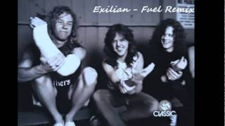 "Metallica - 08 ""Fuel"" Remix NEW!"