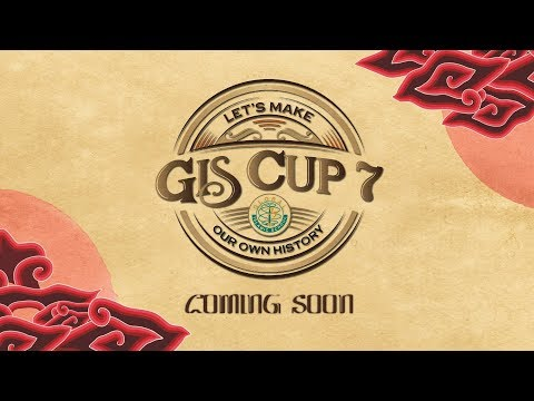 Teaser GIS CUP VII : Lets Make Our Own History!