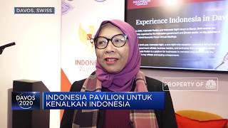 Indonesia Pavilion Rumah Untuk Perkenalkan Indonesia di WEF