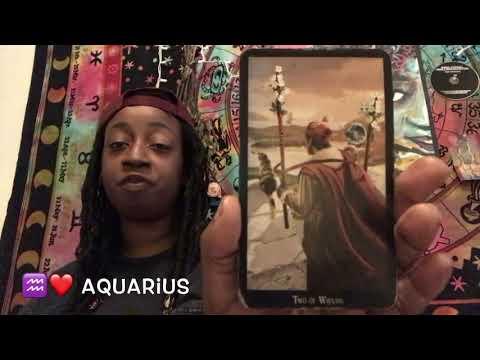"AQUARIUS ❤️ - ""Suddenly"" Love Reading For May 2018 #yohoodoracle"