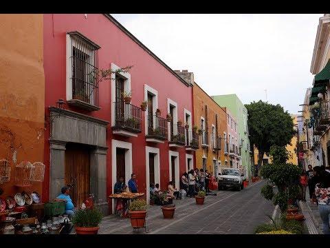 EXPLORING PUEBLA, MEXICO