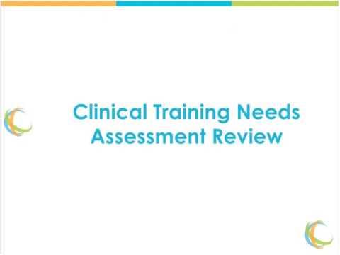 South Dakota Urban Indian Health Clinic Assessment Overview
