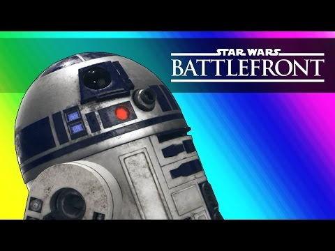 Thumbnail: Star Wars Battlefront Launch - Funny Animations and Ewok Hunt!