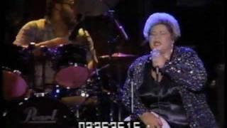 """Etta James Live """"PrimeTicket Blues Concert"""""""
