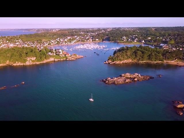 [Mavic pro] - Bretagne - Trégastel en Drone Episode 2