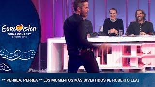 ** PERREA, PERREA** Los momentos más divertidos de ROBERTO LEAL | OTVision
