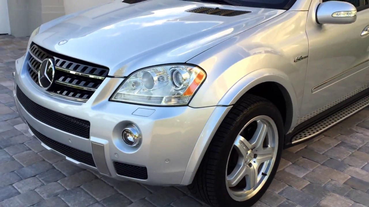 2007 mercedes benz ml63 amg for sale by auto europa naples mercedesexpert com