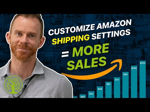 How to Tweak Your Amazon Shipping Settings to Get More Sales