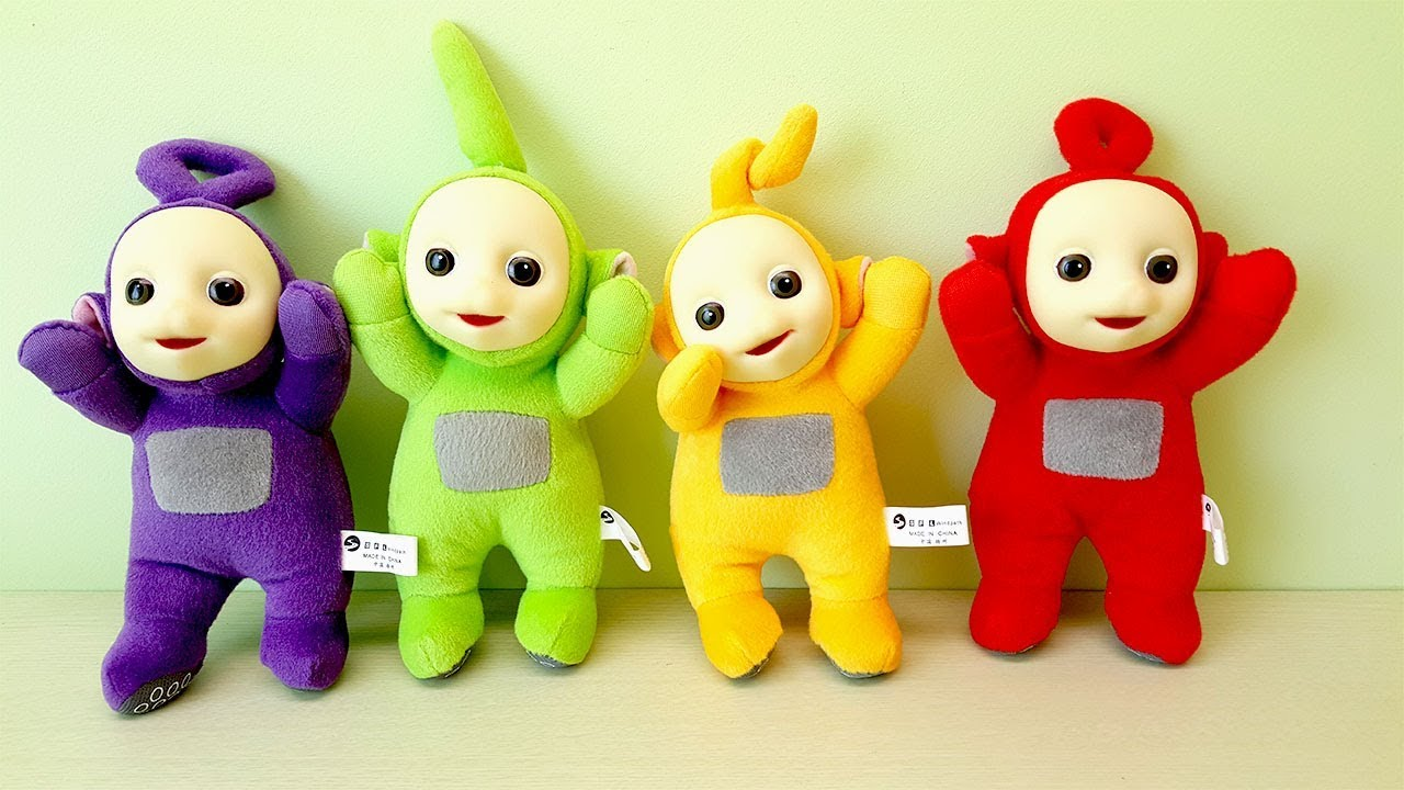 Teletubbies Hd Video Toys For Children Toys Collection