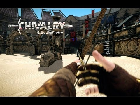 Только лучник! (Chivalry: Medieval Warfare)