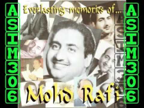 O Duniya Ke Rakhwale LIVE MOHD RAFI Audio Original The Voice Never Died AD BY IMTHIYAZ UAE