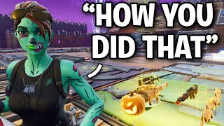 He didn't even realize he got SCAMMED!! 😂 (Scammer Get Scammed) Fortnite Save The World