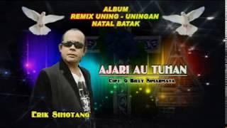 """Gambar cover Erick Sihotang """" Ajari Au Tuhan"""""""
