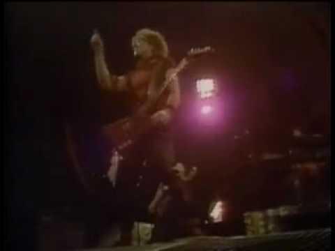 sammy hagar heavy metal live st louis 1983 partial youtube. Black Bedroom Furniture Sets. Home Design Ideas