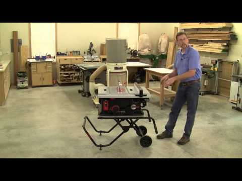 Tool Preview Extra - JET Spindle Sander, SawStop Jobsite Saw