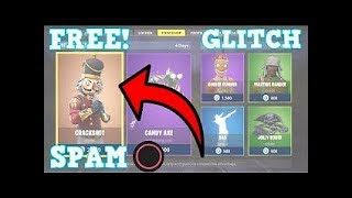 FORTNITE BUY FREE OBJECTS IN FORTNITE! / MONEY AND FREE SKINS IN FORTNITE 100% (PS4, XBOX, PC)