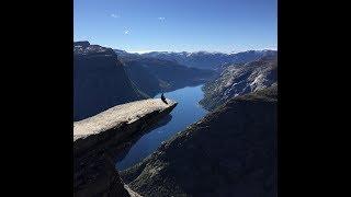 Hike to Trolltunga, Odda - Norway