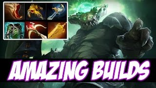 UNDERLORD CARRY - Amazing Builds Vol 18 - Dota 2
