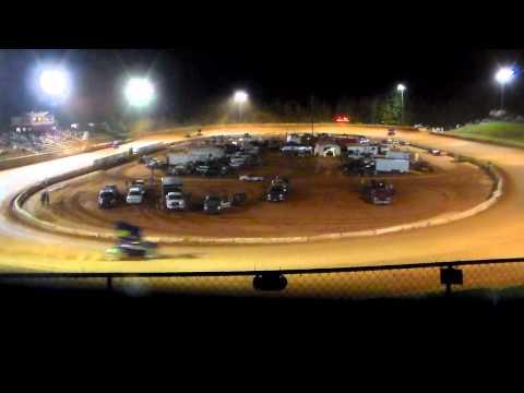 "Friendship Speedway""Carolina Racesaver Sprints"" 9-1-12"