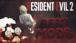 The Best Resident Evil 2 Remake Mods